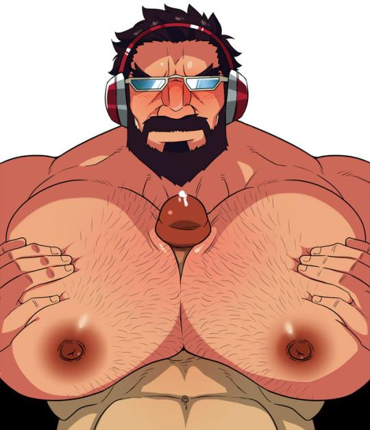 holes do nipple have men Nutaku booty calls sex scenes
