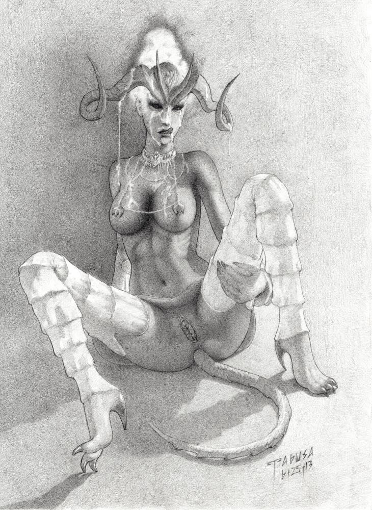 ~demons~ vol.2 monstiongra The little mermaid