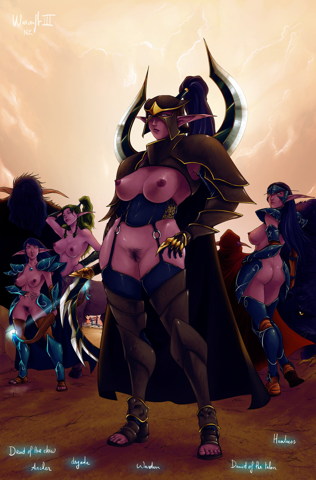 of porn world warcraft femboy Ace trainer pokemon sun and moon