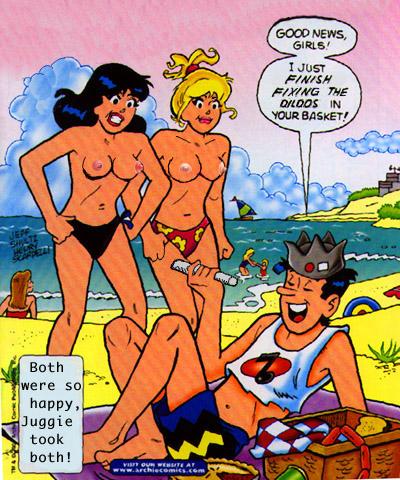 predator prey porn and comic Daphne scooby doo
