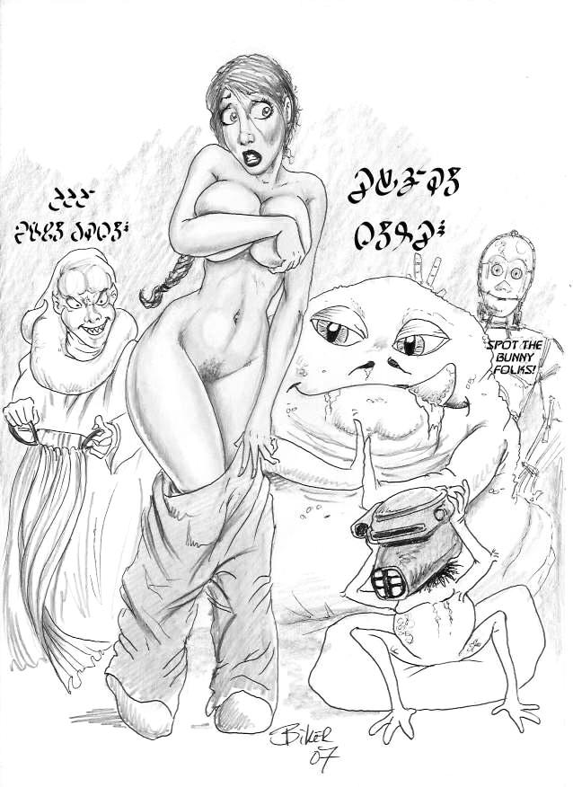 with nude woman three breasts Yin! yang! yo!