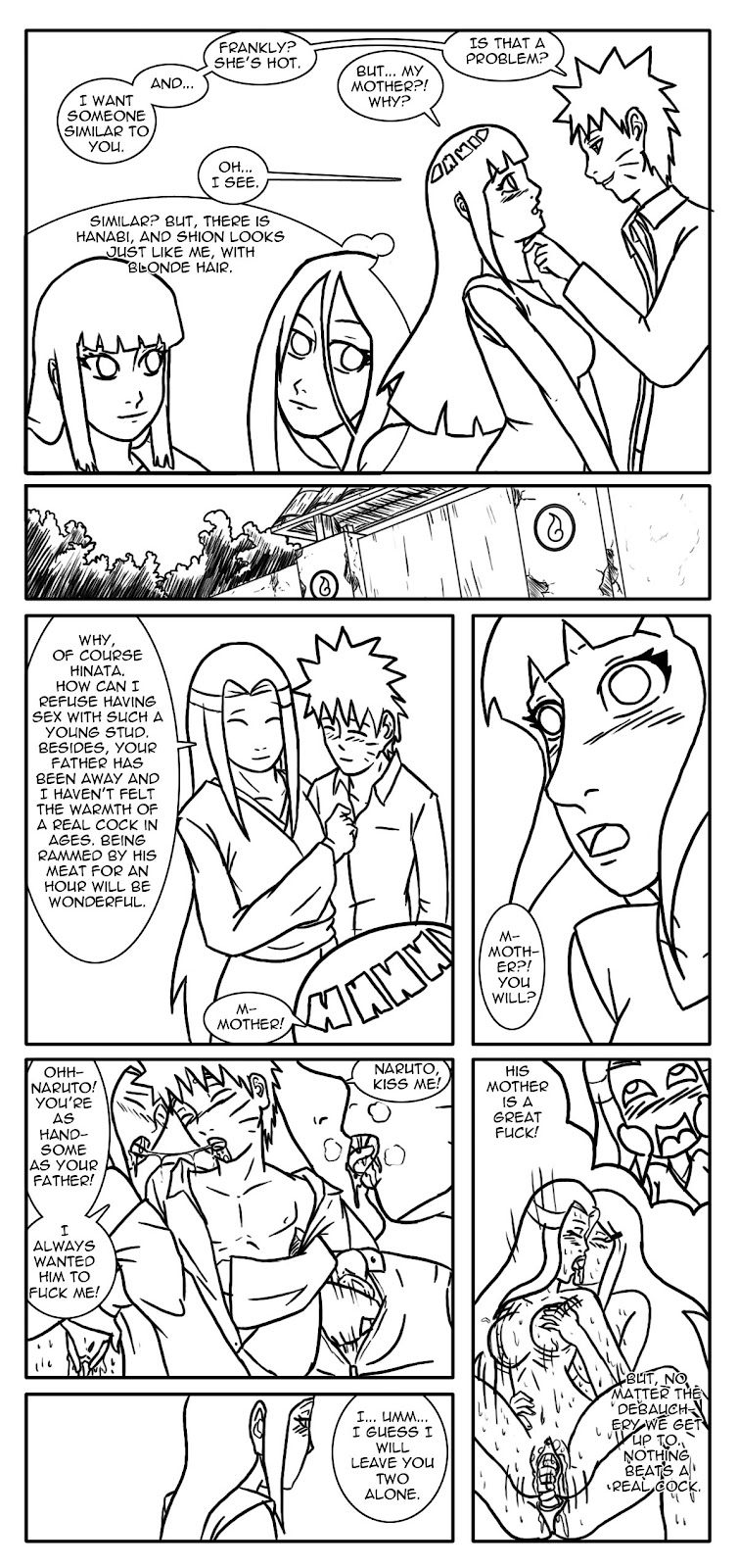 naruto is fanfiction a fem mother Black clover noelle and mimosa beach