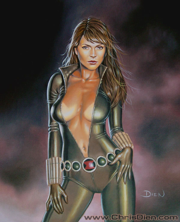 naked avengers widow the black Ds3 sirris of the sunless realms