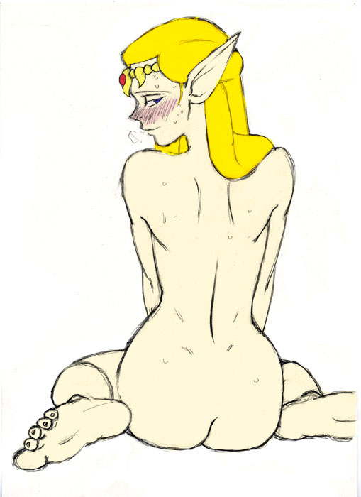 lady time ocarina cucco of Naked pictures of jessica rabbit