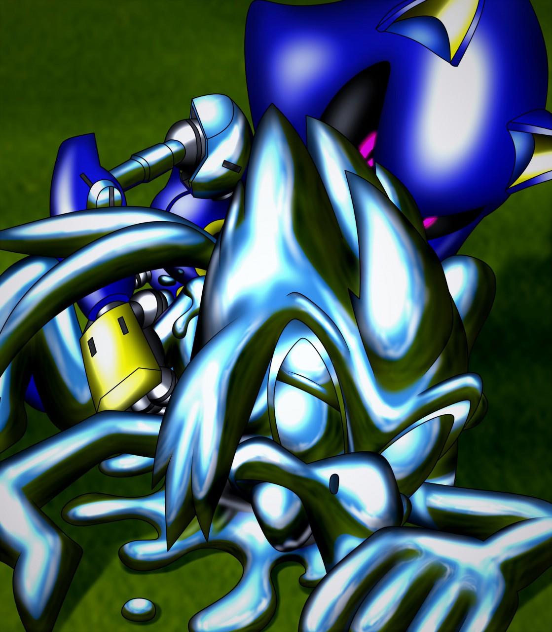 sonic transformed ctrl-z 3 Spark the electric jester 2
