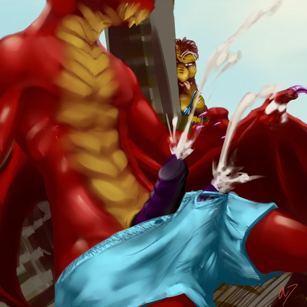 dragon red inn Lilo & stitch the series angel