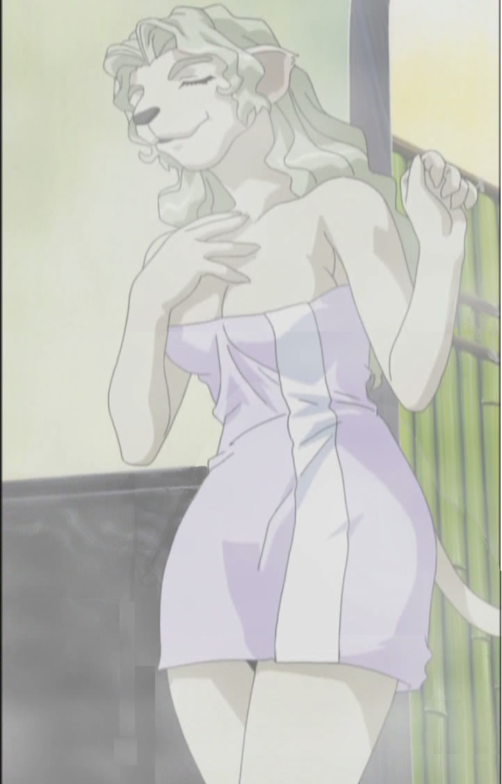 geminar war muyo yukine on tenchi If it exists there is