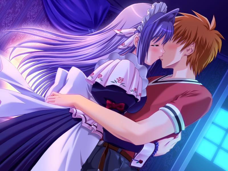heart kedamono wa hatsujouki kanojo oppai Five night at freddy anime