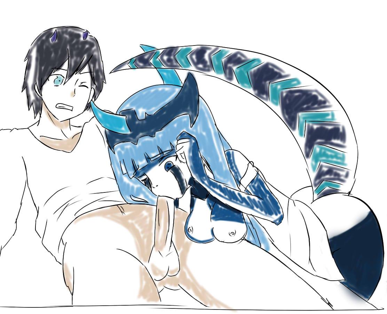 the hiro darling in franxx Miss-kobayashis-dragon-maid