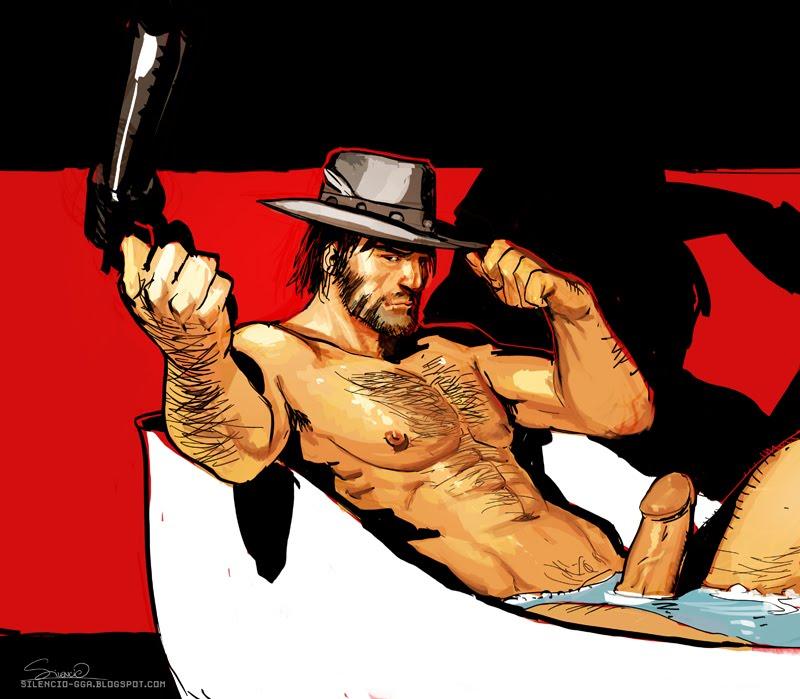 redemption dead red gay 2 cowboy Ikusa_otome_valkyrie