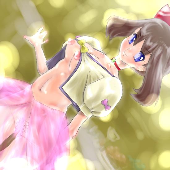 and lillie moon naked pokemon sun Re zero censored vs uncensored