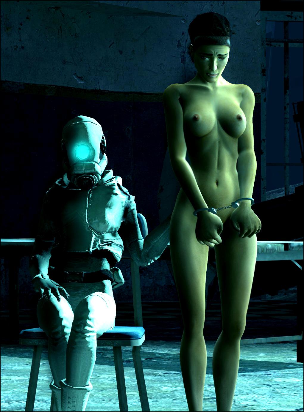 g-man (half-life) Fate/extra last encore uncensored