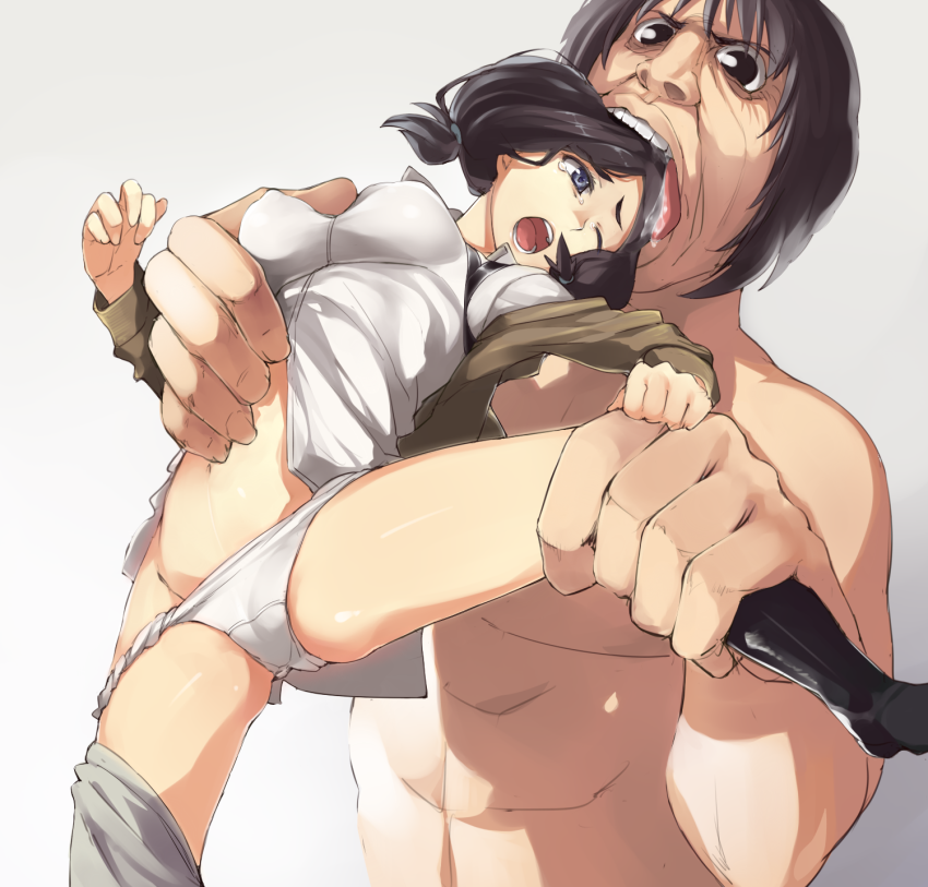 rico titan on captain attack Yugioh maiden of the aqua