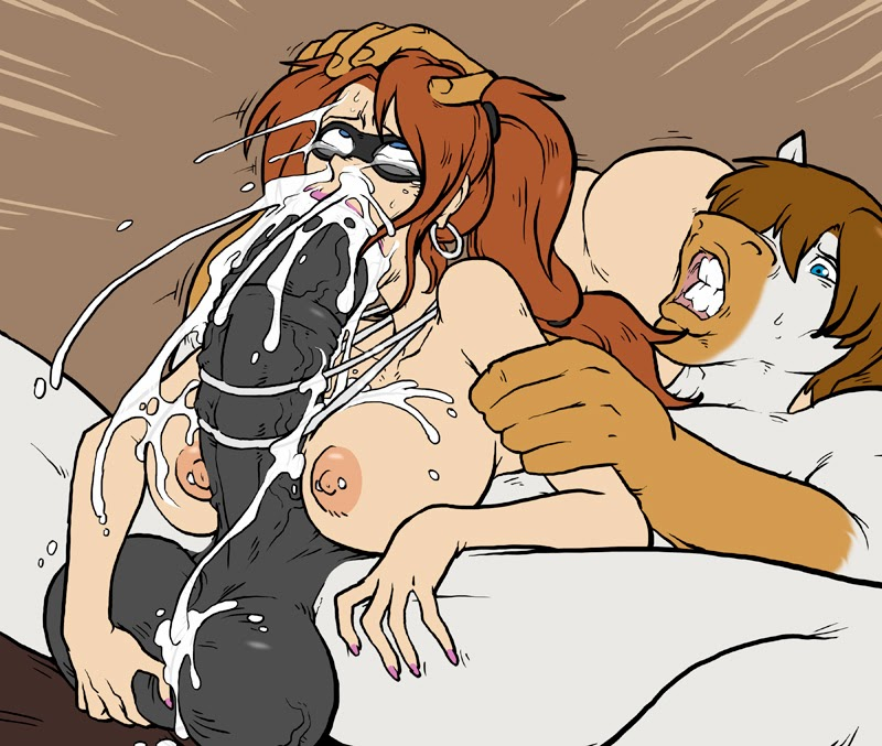 hair of cum out how get to Pokemon ash and dawn porn
