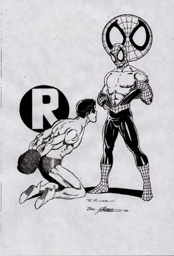 spider-man Lethe fire emblem path of radiance
