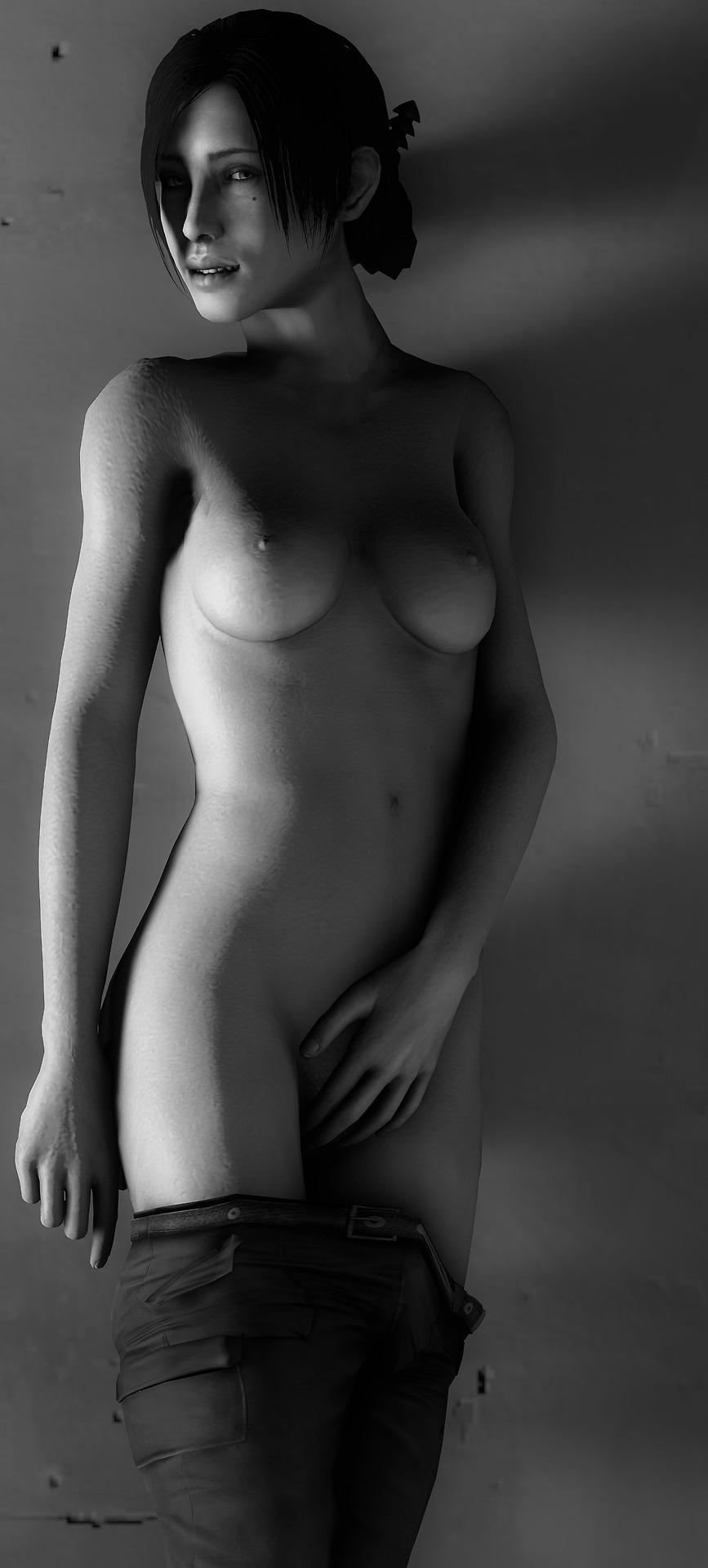 naked far amita 4 cry The_walking_dead