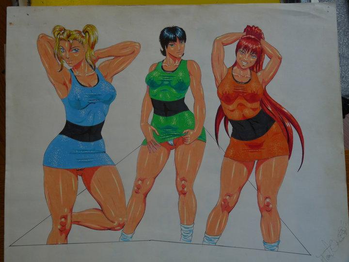 girls!! nariyuki: papakatsu Dmc 5 nico