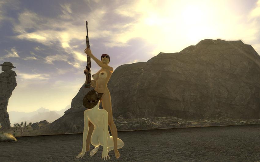 miss fallout vegas fortune new Black desert online nude porn