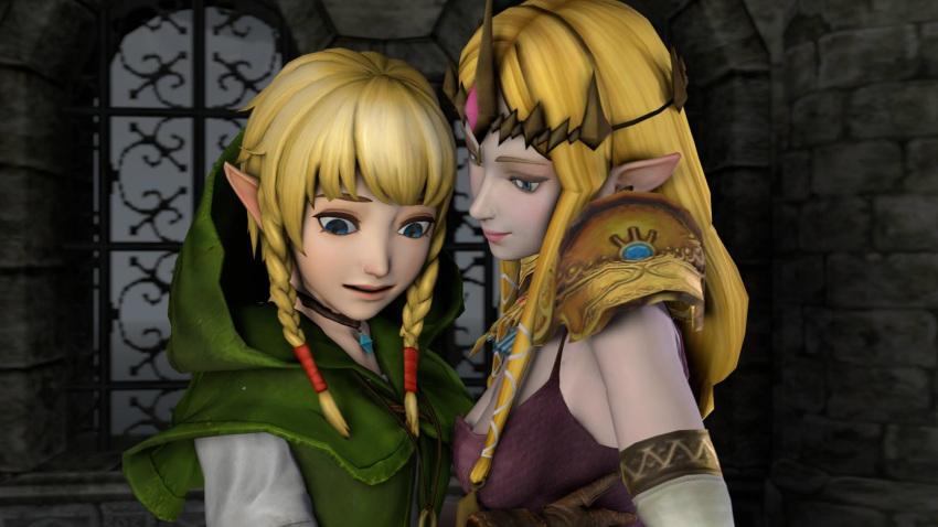 hyrule great bottle warriors fairy Ecchi na onee-chan