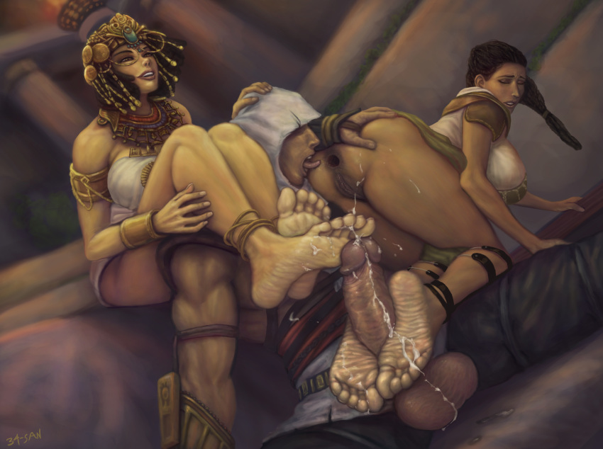 origins assassin's creed cleopatra porn Cold-blooded-twilight