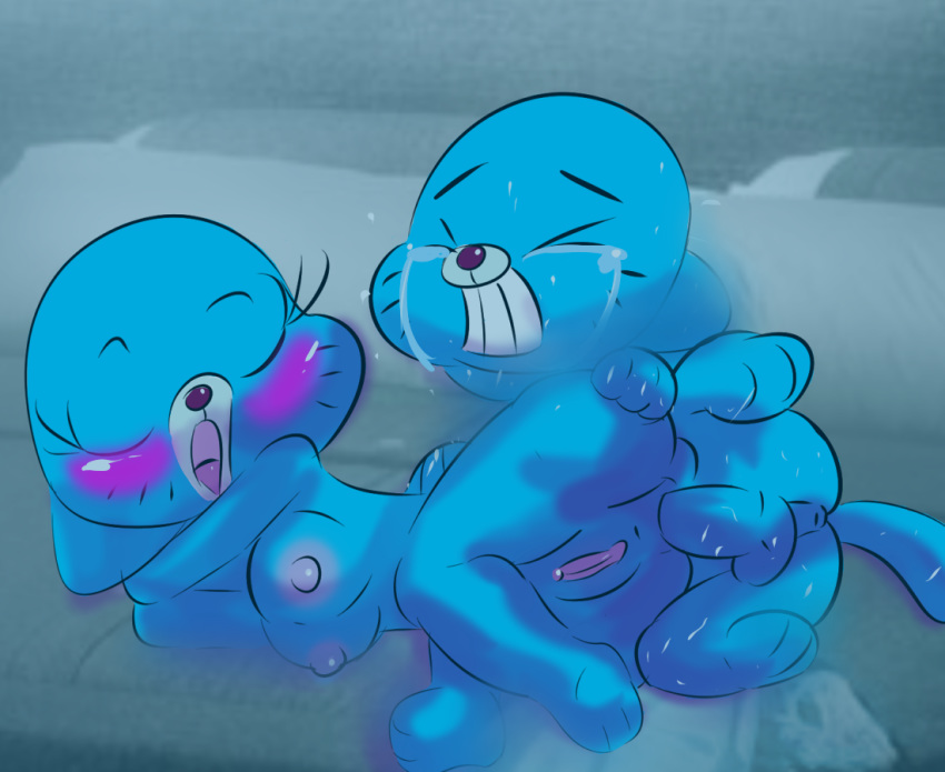 nude of gumball amazing world Trials in tainted space transformative