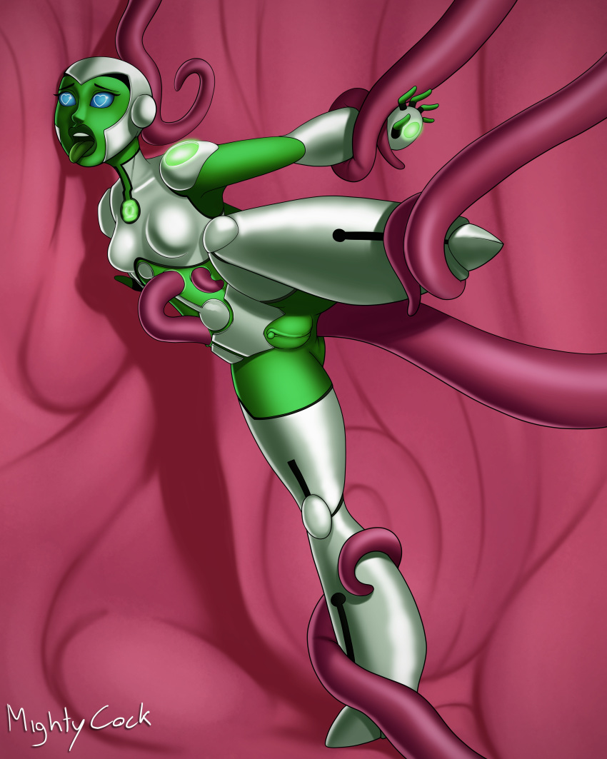 m&m green Fate go minamoto no raikou