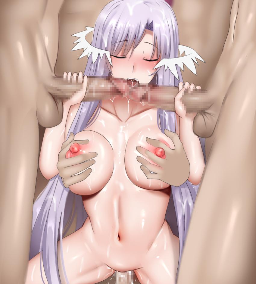 xxx sword online art comics Re:zero rem ram