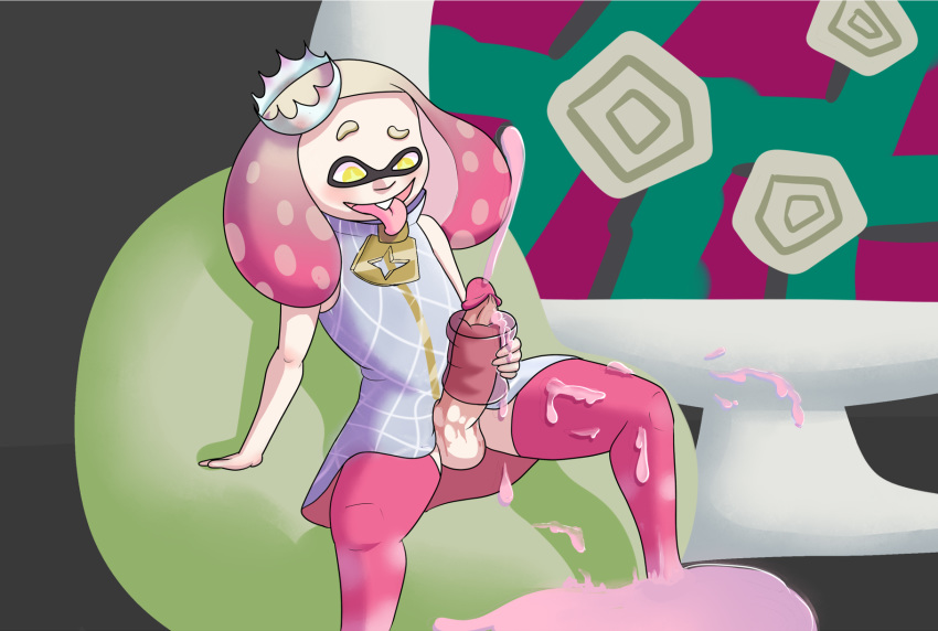 old how is pearl from splatoon Courage the cowardly dog bone