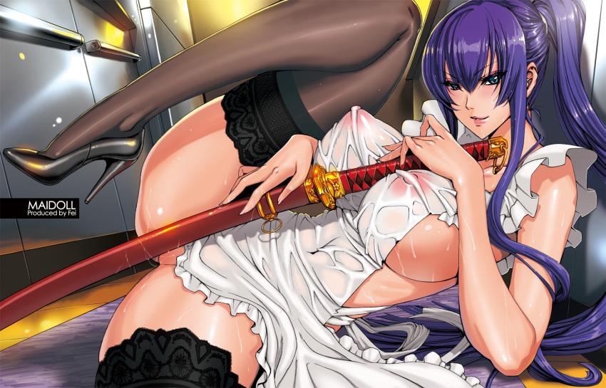 of naked dead shizuka highschool the Ranma 1/2 shampoo outfits