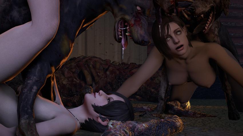 resident monster molded evil 7 Re zero kara hajimeru isekai seikats