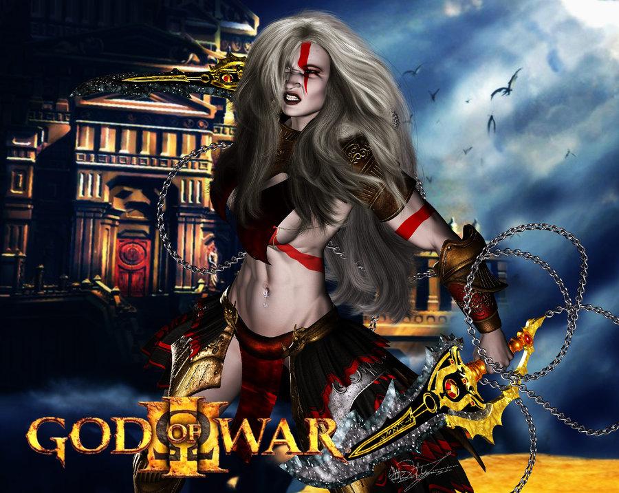 freya 4 porn of war god Koisuru natsu no last resort cg
