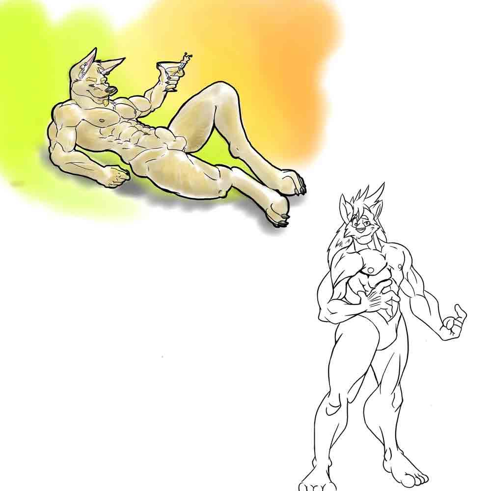 wise the porn wolf holo Kill la kill satsuki speech
