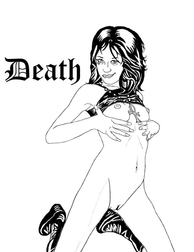 of endless the death dc World of warcraft futanari porn