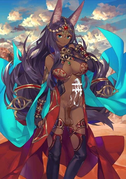rhongomyniad of grand fate goddess order Ulysses: jeanne darc to renkin no kishi