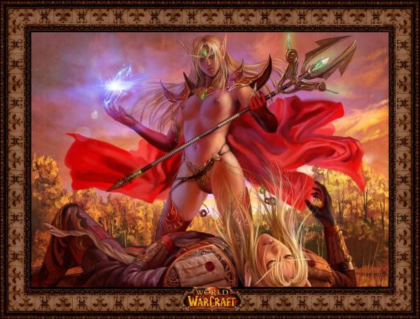 female blood hunter demon elf Family guy lois big tits