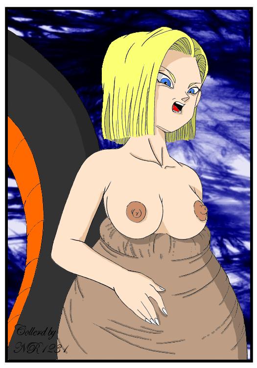 naked dragon ball 21 android Aura: maryuuinkouga saigo no tatakai