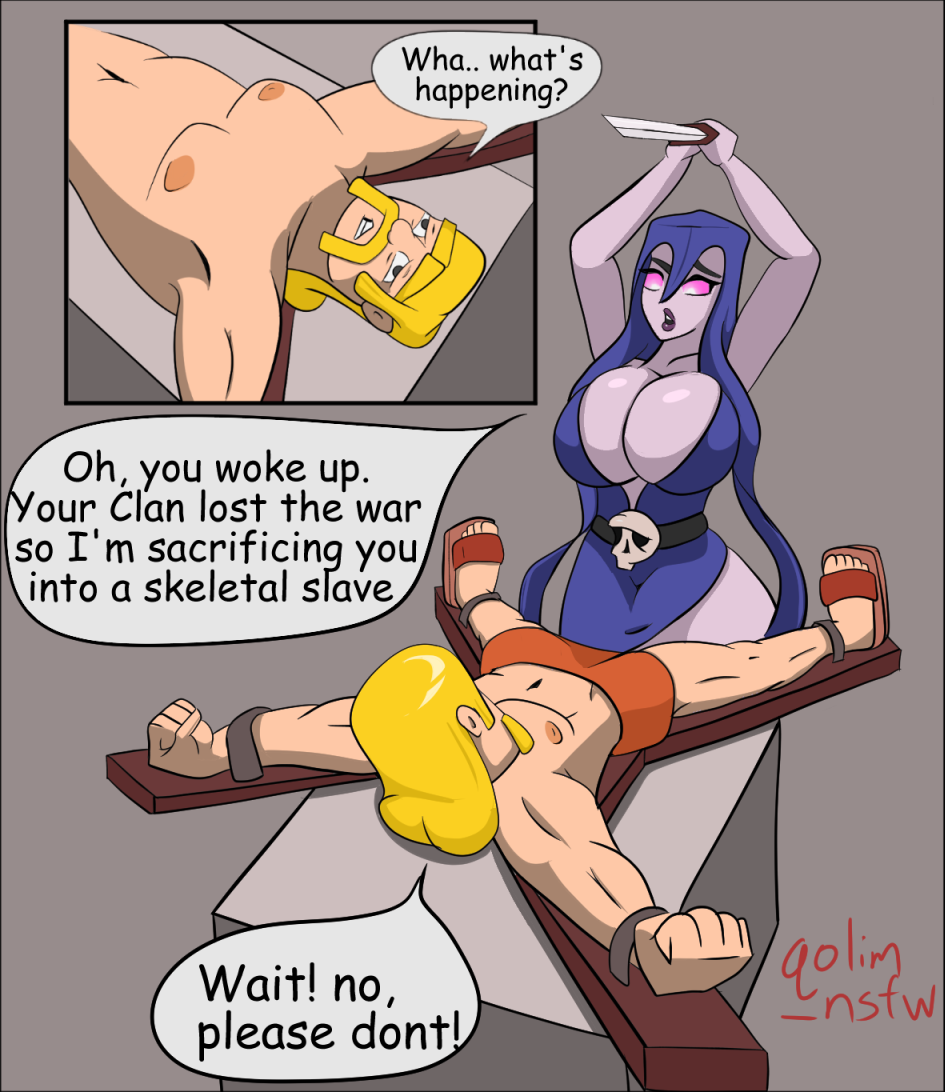 witch royale vs clash wizard Why do i like furry porn