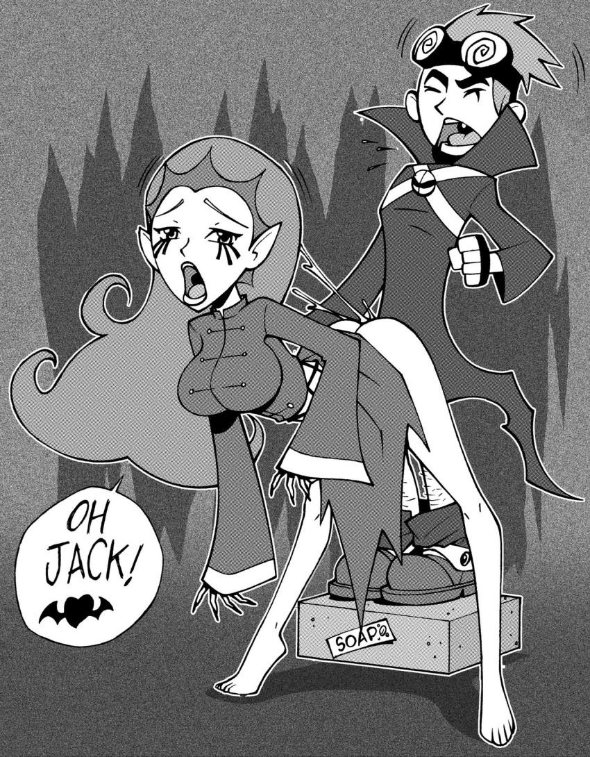jack spicer chase x young Fire emblem radiant dawn ilyana
