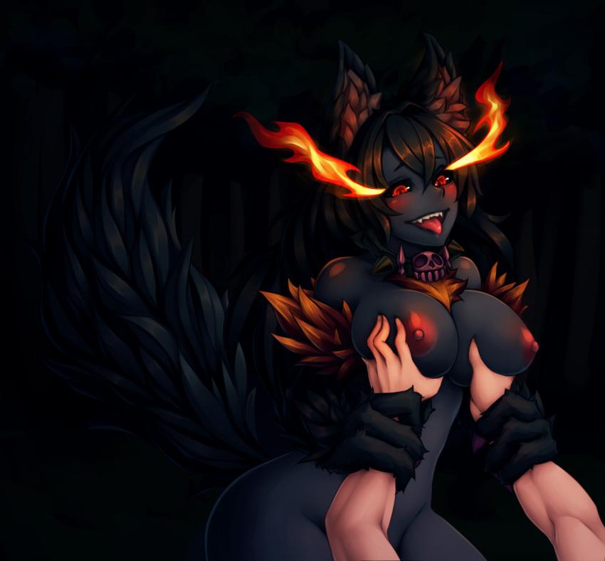 high girl monster encyclopedia orc Gakusen toshi asterisk