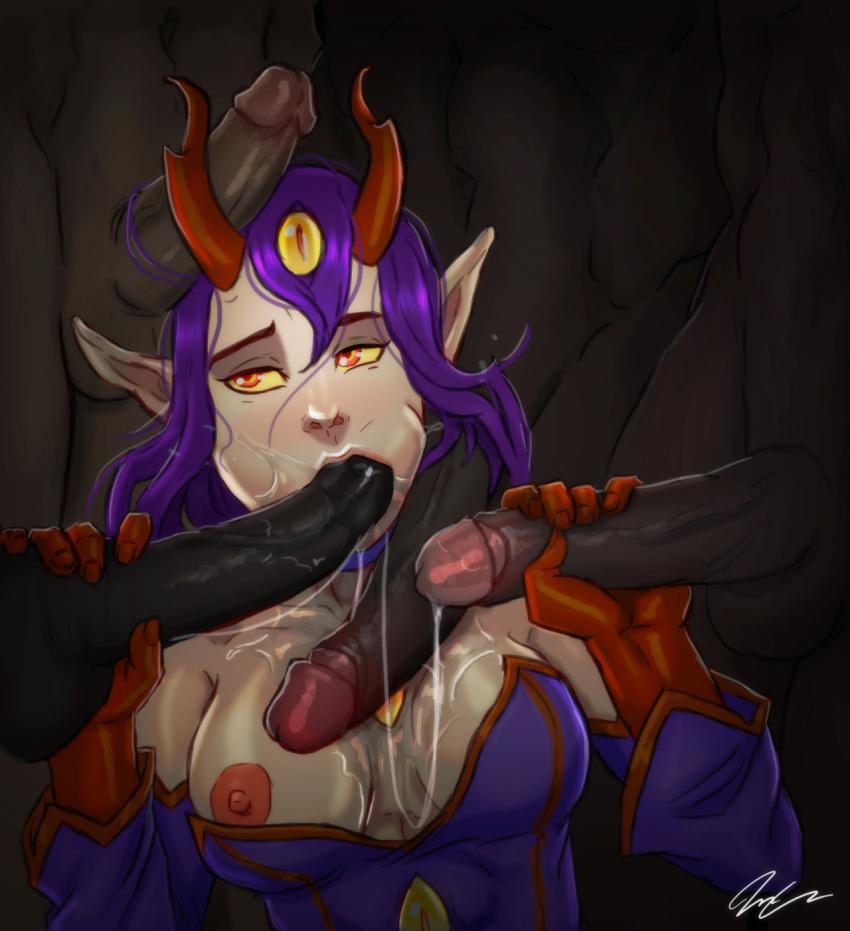 girls monsters hunter monster as Honoo no haramase paidol my?star gakuen z
